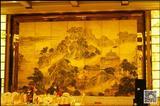 酒店壁画案例